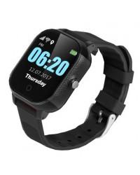 Смарт-часы GoGPS К23 черные