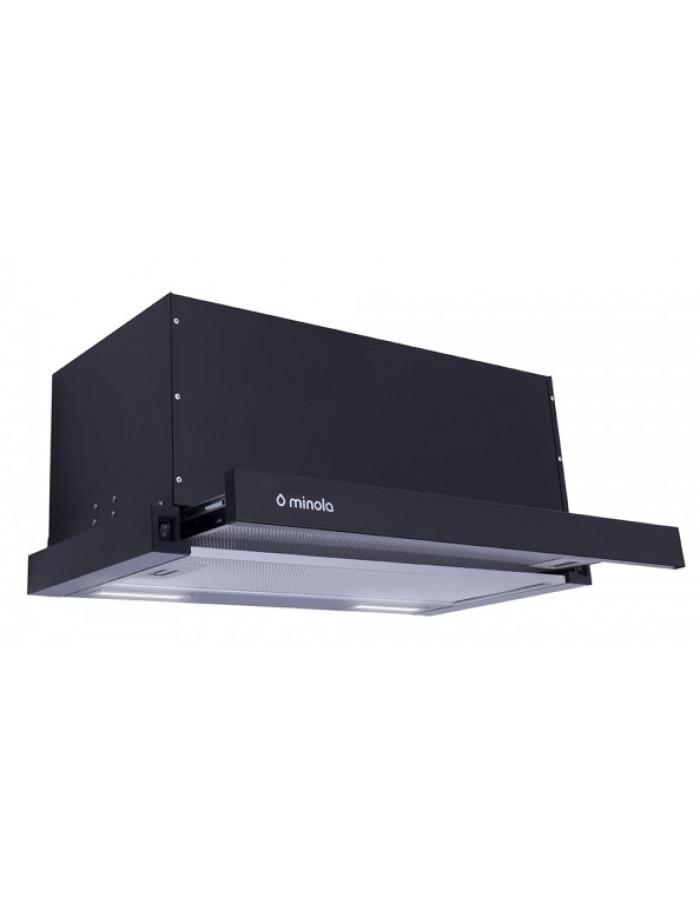 Вытяжка Minola HTL 6615 BL 1000 LED