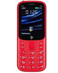 Мобильный телефон 2E E240 2019 DUALSIM Red