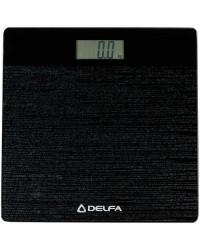 Напольные весы Delfa DBS-7118 Shine black