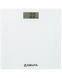 Напольные весы Delfa DBS-7218 Shine white