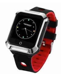 Смарт-часы GoGPS М02 черные
