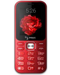 Мобильный телефон Sigma mobile X-style 32 Boombox Red