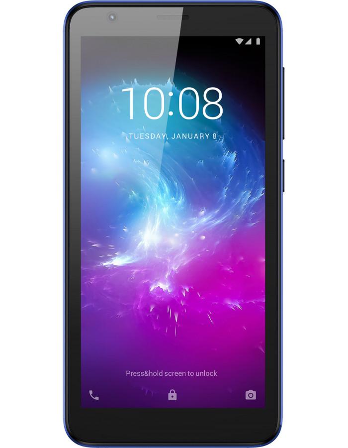 Мобильный телефон ZTE Blade L8 1/16GB Blue