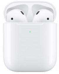 Наушники Apple AirPods (2-е поколение) (MV7N2RU/A) White