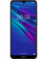 Мобильный телефон Huawei Y5 2019 Brown Faux Leather