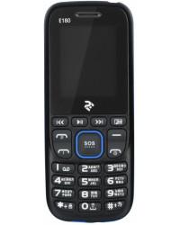 Мобильный телефон 2E E180 2019 DUALSIM Black