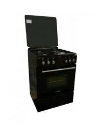Кухонная плита Canrey CGEL 6040 GT A (Black)