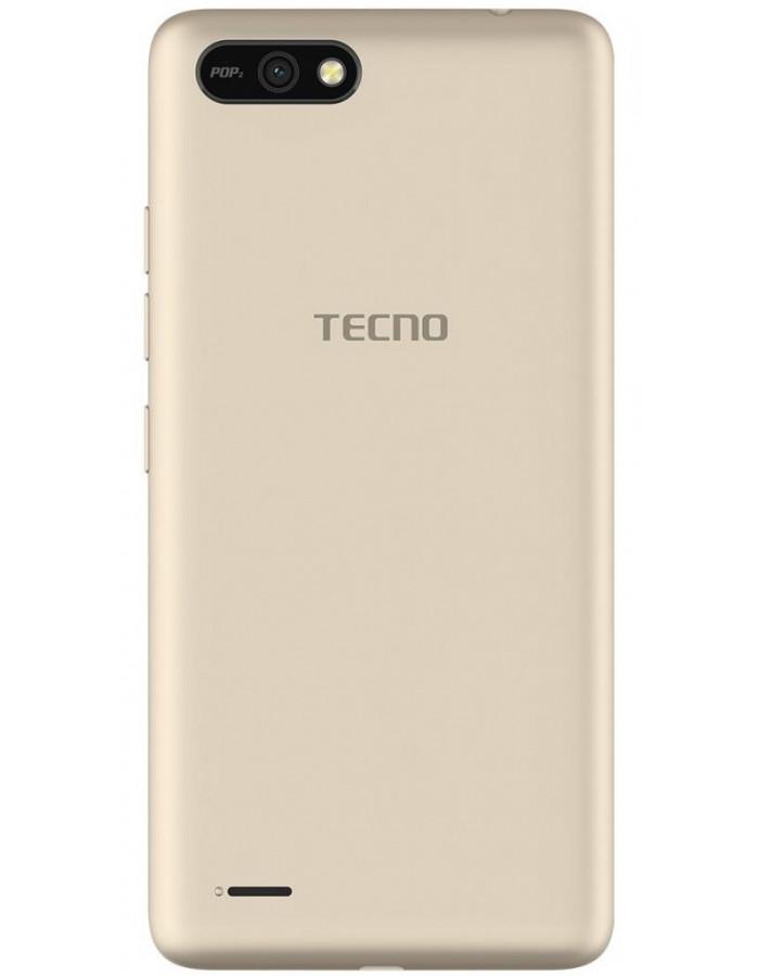 Мобильный телефон Tecno POP 2F (B1F) 1/16GB DUALSIM Champagne Gold