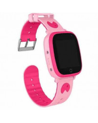 Смарт-часы GoGPS ME K14 Розовые