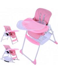 Стульчик для кормления GT Baby HC-01 Pink