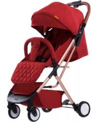 Детская коляска GT Baby 1802 Gold/Red