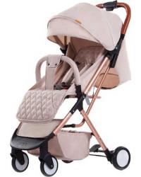 Детская коляска GT Baby 1802 Gold/Khaki