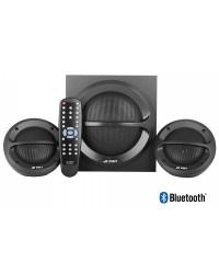 Акустическая система FD A111X 2.1 Bluetooth 4.0 Black