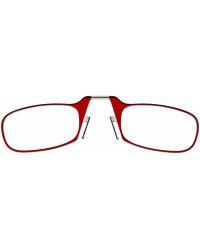 Очки для чтения Thinoptics 1.50, красные / Чехол универ, прозр (1.5REDWUP)