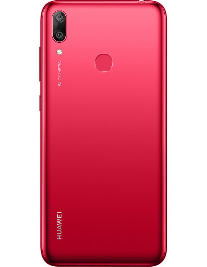 Мобильный телефон Huawei Y7 2019 3/32GB Coral Red