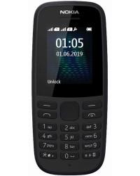 Мобильный телефон Nokia 105 Dual Sim (2019) Black