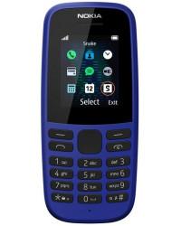 Мобильный телефон Nokia 105 Dual Sim (2019) Blue