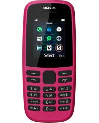Мобильный телефон Nokia 105 Single Sim (2019) Pink