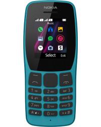 Мобильный телефон Nokia 110 (2019) Ocean Blue