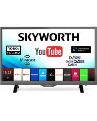 Телевизор Skyworth 24E2A Smart Slim T2
