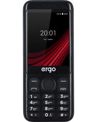 Мобильный телефон Ergo F285 Wide Dual Sim Black