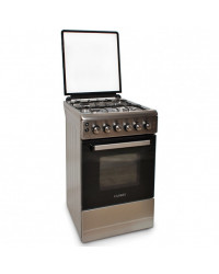 Кухонная плита Canrey CGE 5040 GT A (Black)