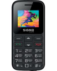 Мобильный телефон Sigma Comfort 50 HIT2020 Black