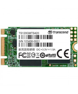Transcend 2242 SSD M.2 120GB 42mm SSD SATA3 TLC
