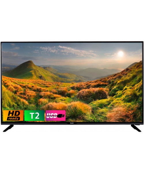 Телевизор Bravis LED-24G5000 Smart + T2 Black