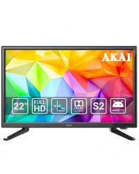 Телевизор Akai UA22LED1T2S