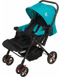 Детская коляска GT Baby 2305-6 Black/Blue