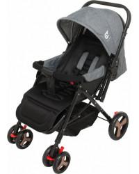 Детская коляска GT Baby 2305-6 Black/Gray