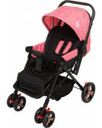 Детская коляска GT Baby 2305-6 Black/Pink