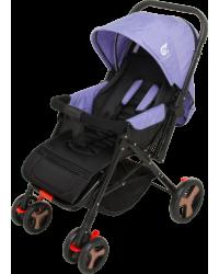 Детская коляска GT Baby 2305-6 Black/Purple