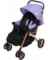 Детская коляска GT Baby 2305-6 Gold/Purple