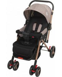 Детская коляска GT Baby 2305-6 Gold/Brown