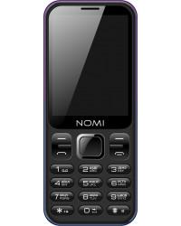 Мобильный телефон Nomi i284 Violet/Blue