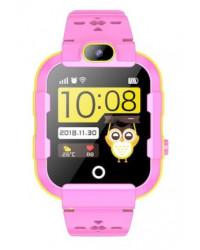 Смарт-часы GoGPS ME K22 Розовые