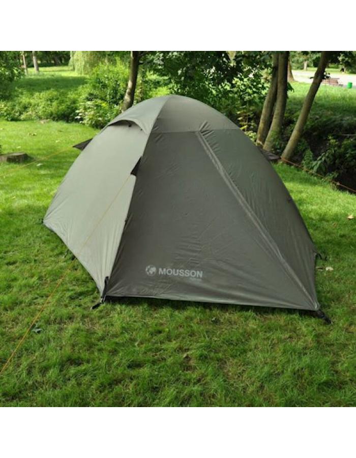 Туристическая палатка Mousson FLY 2 KHAKI