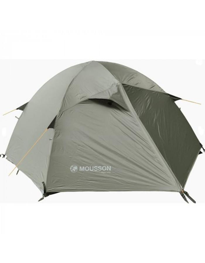 Туристическая палатка Mousson DELTA 2 KHAKI