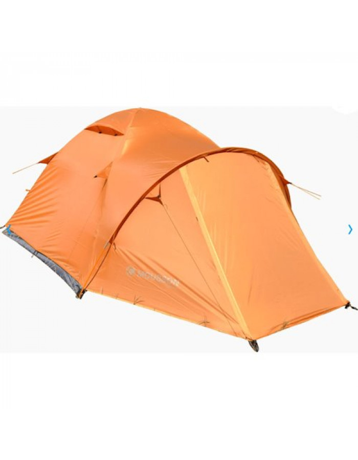 Туристическая палатка Mousson ATLANT 3 ORANGE