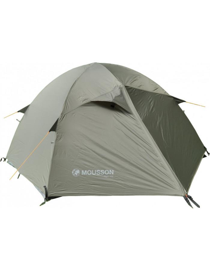 Туристическая палатка Mousson DELTA 3 KHAK