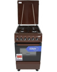 Кухонная плита Liberty PWE-5102 B-F