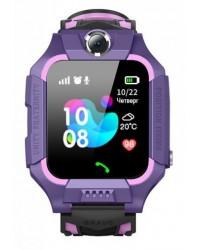 Смарт-часы GoGPS ME K24 Пурпурные