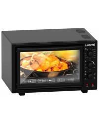 Печь электрическая Laretti LR-EC3804 Black
