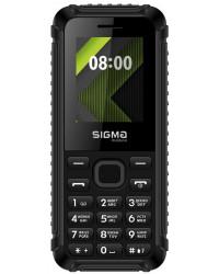Мобильный телефон Sigma mobile X-style 18 Track Black/Red