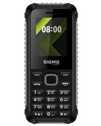 Мобильный телефон Sigma mobile X-style 18 Track Black/Grey