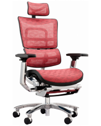 Офисное кресло GT Racer X-809L Red