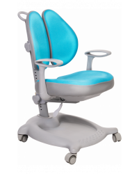 Детское кресло GT Racer С-1016 Blue